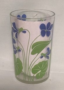 """Swanky Swig Posy Violet 3 1/2"""" Tall - Product Image"""