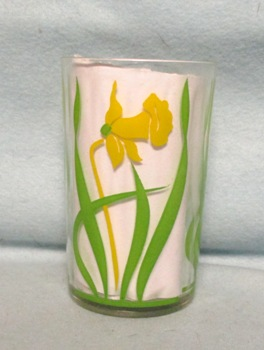 "Swanky Swig Yellow Posy Jonquil 3 1/2"" Tall - Product Image"